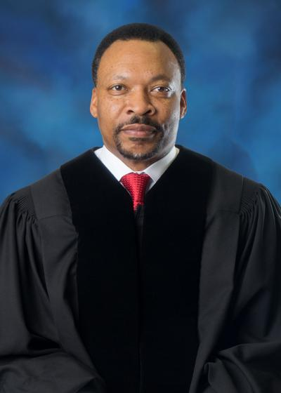 Judge Clarence Cuthpert