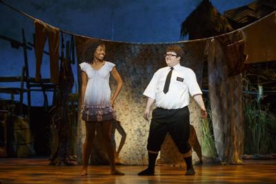 'The Book of Mormon' bringing infectious laughs back to the Fox
