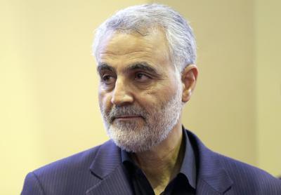 Iran issues arrest warrant for Trump over drone strike that killed Qasem Soleimani
