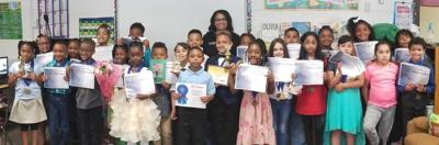Shoal Creek second graders place in national math competition