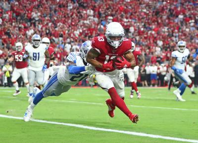 NFL: Detroit Lions at Arizona Cardinals