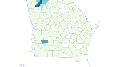 Georgia has now had 6,742 COVID-19 cases, 219 deaths