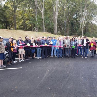 Covington opens new disc golf course at Central Park
