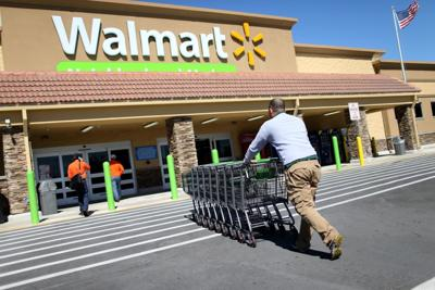 Why Walmart is seeing a rise in sales for tops, but not bottoms during the coronavirus crisis (copy)