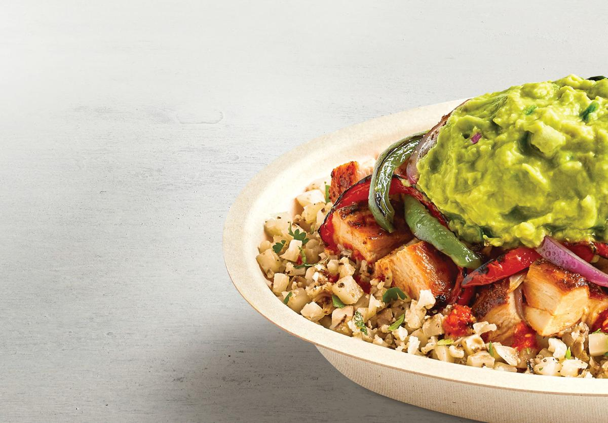 Chipotle is testing cauliflower rice in some US restaurants