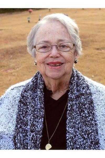 Patricia Ann Bone Butterworth