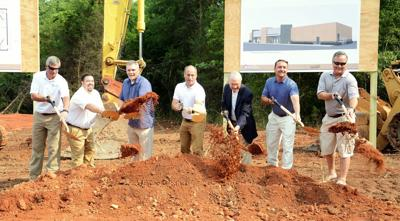Eastridge Community Church breaks ground on Jackson Lake Campus