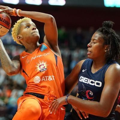 WNBA: Finals-Washington Mystics at Connecticut Sun