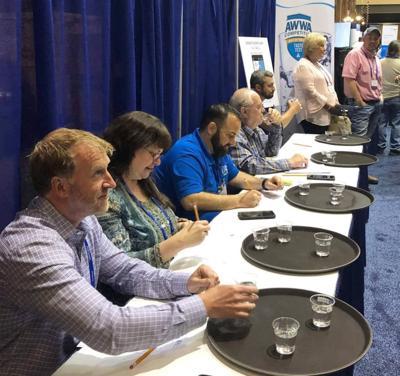 Newton County Water Tops Taste Test