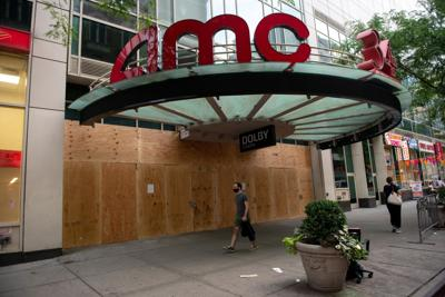 AMC Theatres could run out of money by the end of the year