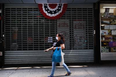 America's economy just had its worst quarter on record