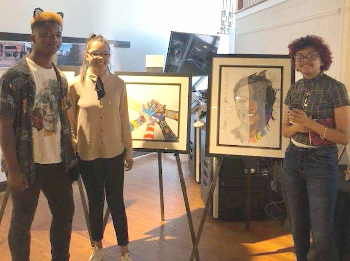Survivors show hope and restoration through art