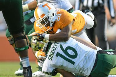NCAA Football: Charlotte at Tennessee