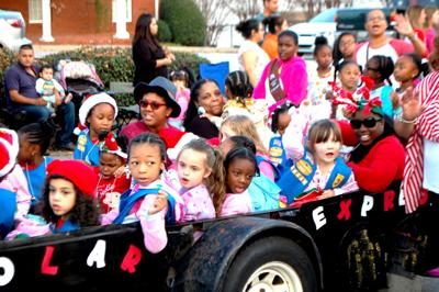 Conyers Christmas Parade rings in holiday season