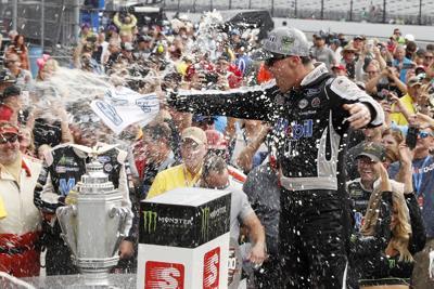 NASCAR: Big Machine Vodka 400 at the Brickyard Powered By Florida Georgia Line