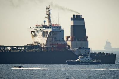 Official warns Tehran could seize UK oil tanker if Iranian ship not released