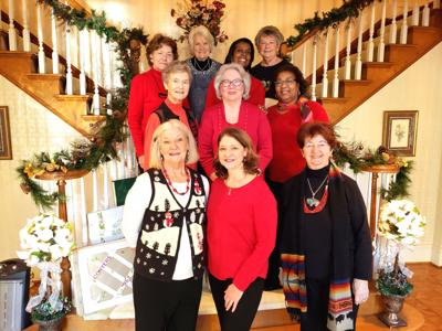 Conyers Garden Club celebrates Christmas