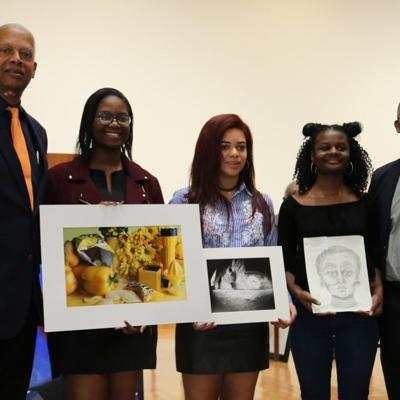2019 congressional arts winners