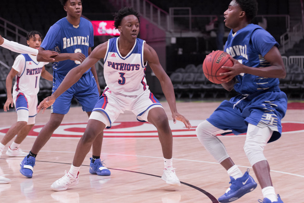 Heritage leads wire-to-wire in 52-39 win over Bradwell Institute at State Farm Arena