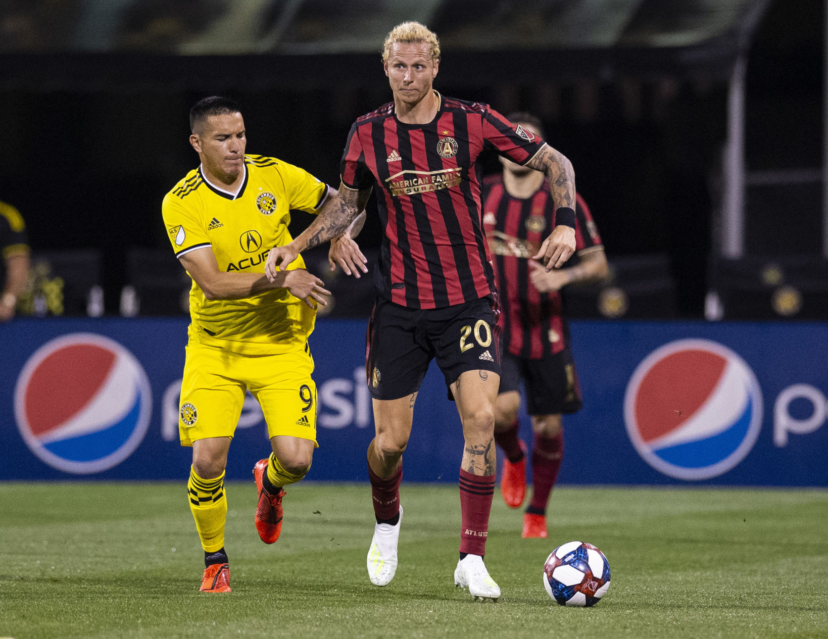 MLS: U.S. Open Cup-Atlanta United at Columbus Crew SC
