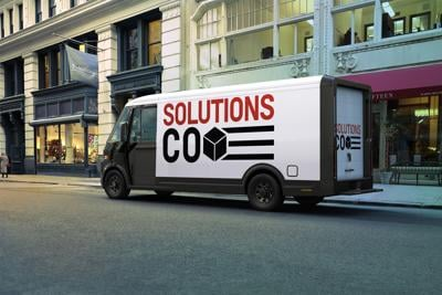 GM is starting its own electric delivery van company