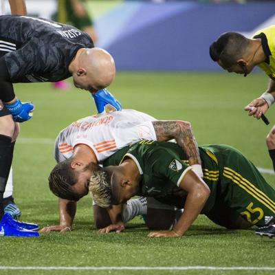 MLS: Atlanta United FC at Portland Timbers