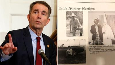 Washington Post: Virginia Gov. Northam says he wants 'to heal that pain' of racial inequality, won't resign