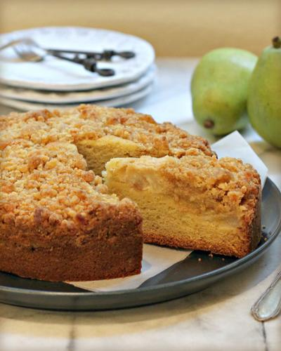 TASTEFOOD: Put a little ginger in your coffee cake