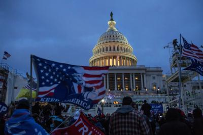 CEO arrested for breaching the US Capitol during Trump-fueled insurrection