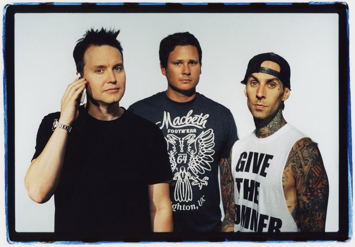 Blink-182 singer and bassist Mark Hoppus reveals he's undergoing cancer treatment