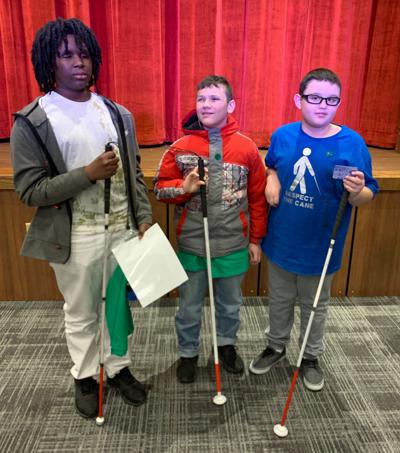 NCSS students win at Georgia Regional Braille Challenge