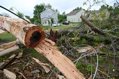 After being pummeled, Southeast US faces the threat of more storms and tornadoes
