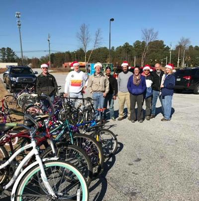 Conyers-Covington Cycling Club plans to put bikes under kids' Christmas trees