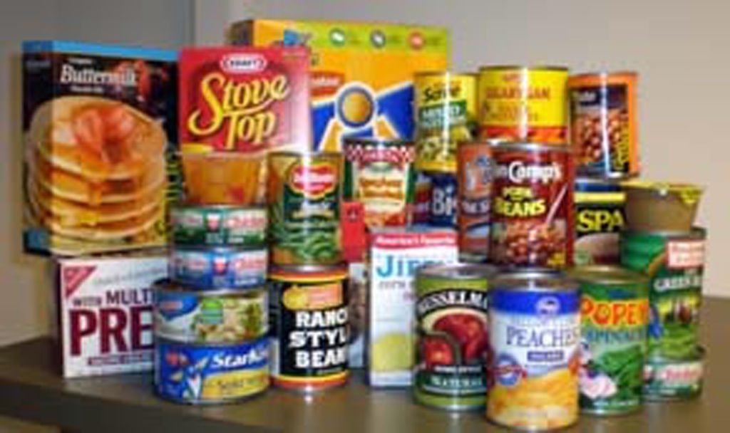 What Foods Can Be Donated
