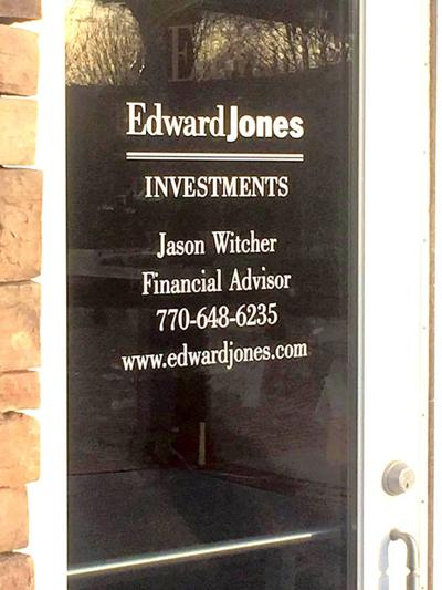 Jason Witcher opens Edward Jones office in Conyers