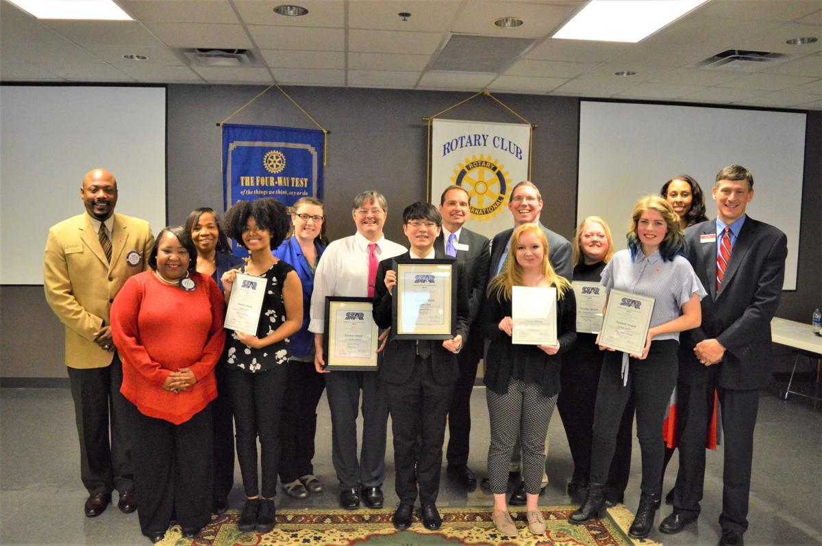 RCPS celebrates STAR students