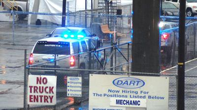 Investigators looking for motive behind shooting death of Dart worker Friday morning