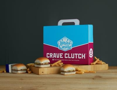 White Castle rolls out new packaging for the social distancing age