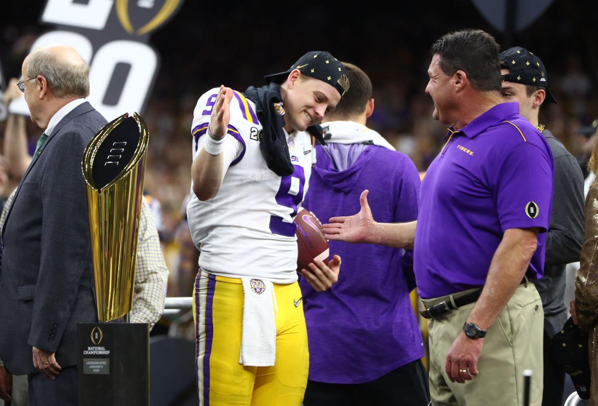 PHOTOS: College Football Playoff Championship, Clemson vs ...