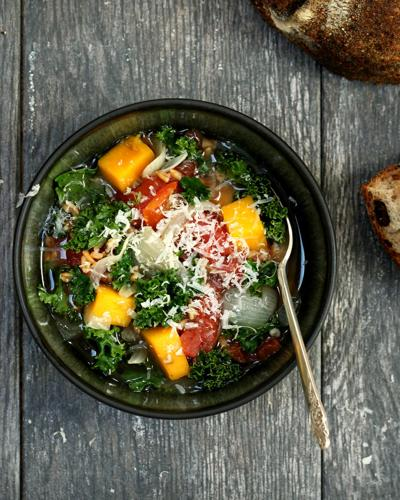 TASTEFOOD: Pace yourself during the holidays with this nourishing soup