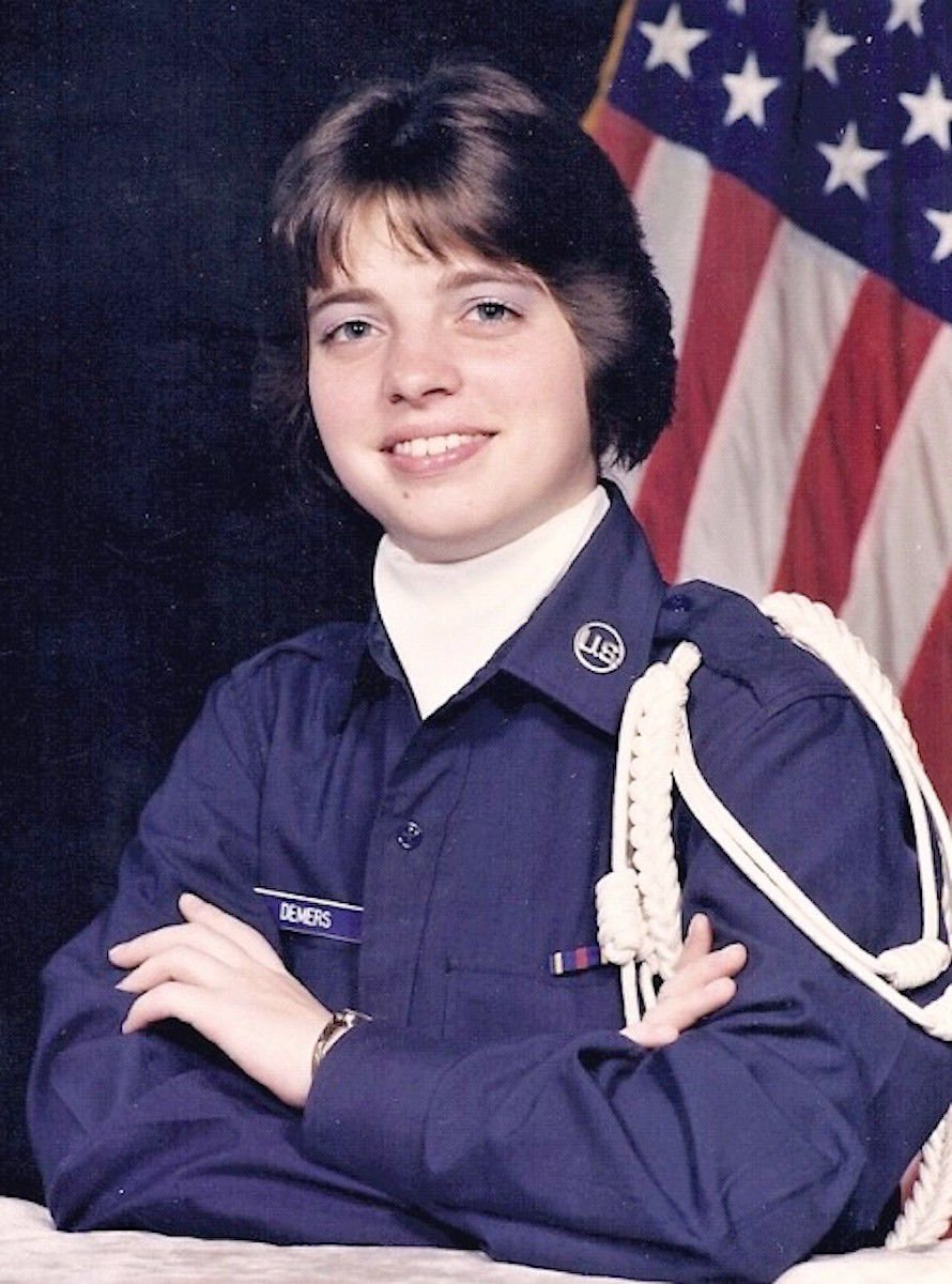 Lisa Demers Aiello - 1987 - Tech School