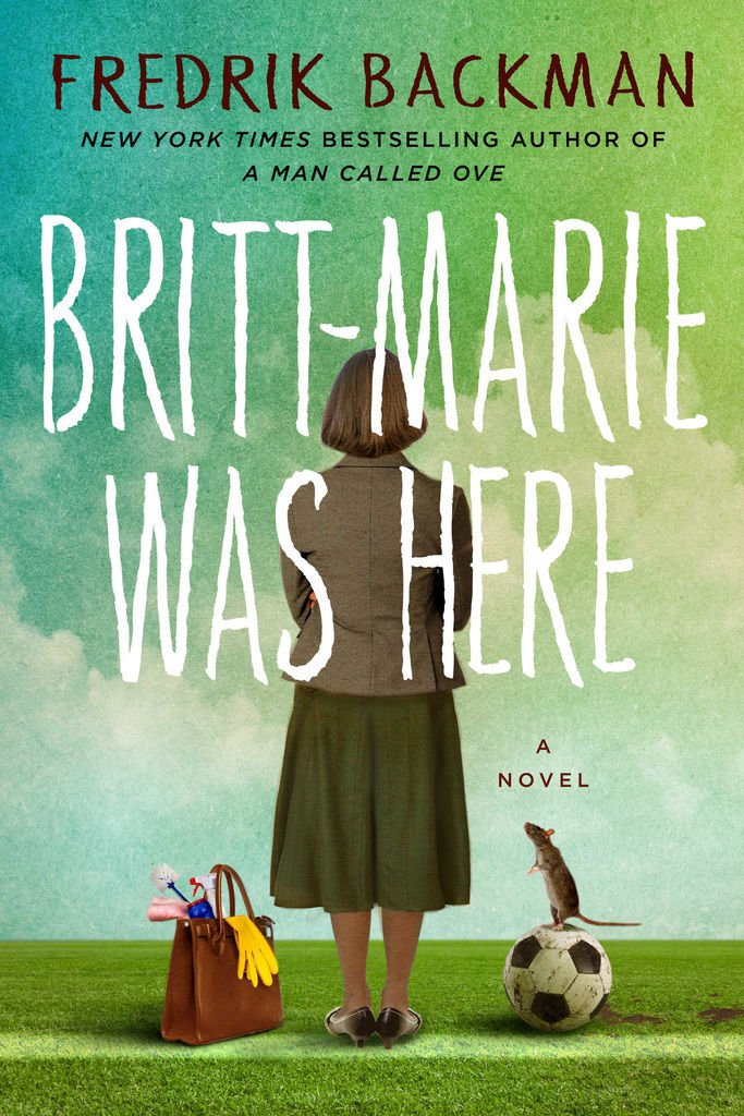 TERRI SCHLICHENMEYER: Quirky characters, and a hilarious, heartwrenching story makes 'Britt-Marie' worth a read