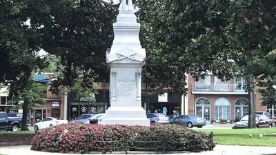 Newton Commissioners vote to remove Confederate monument from Historic Covington Square