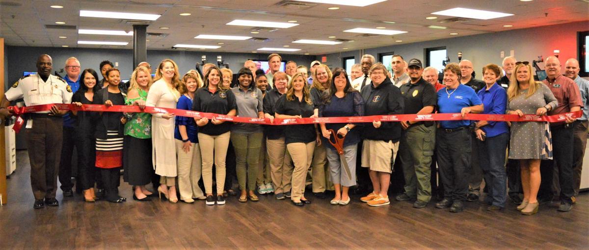 One Newton celebrates Covington's new 911 Emergency Center