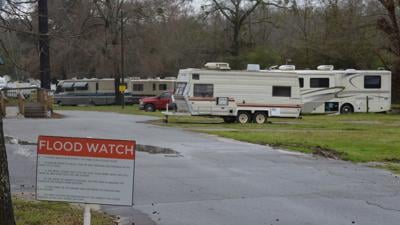 Flood warning issued for RV dwellers on Yellow  River; minor flooding expected in Rockdale