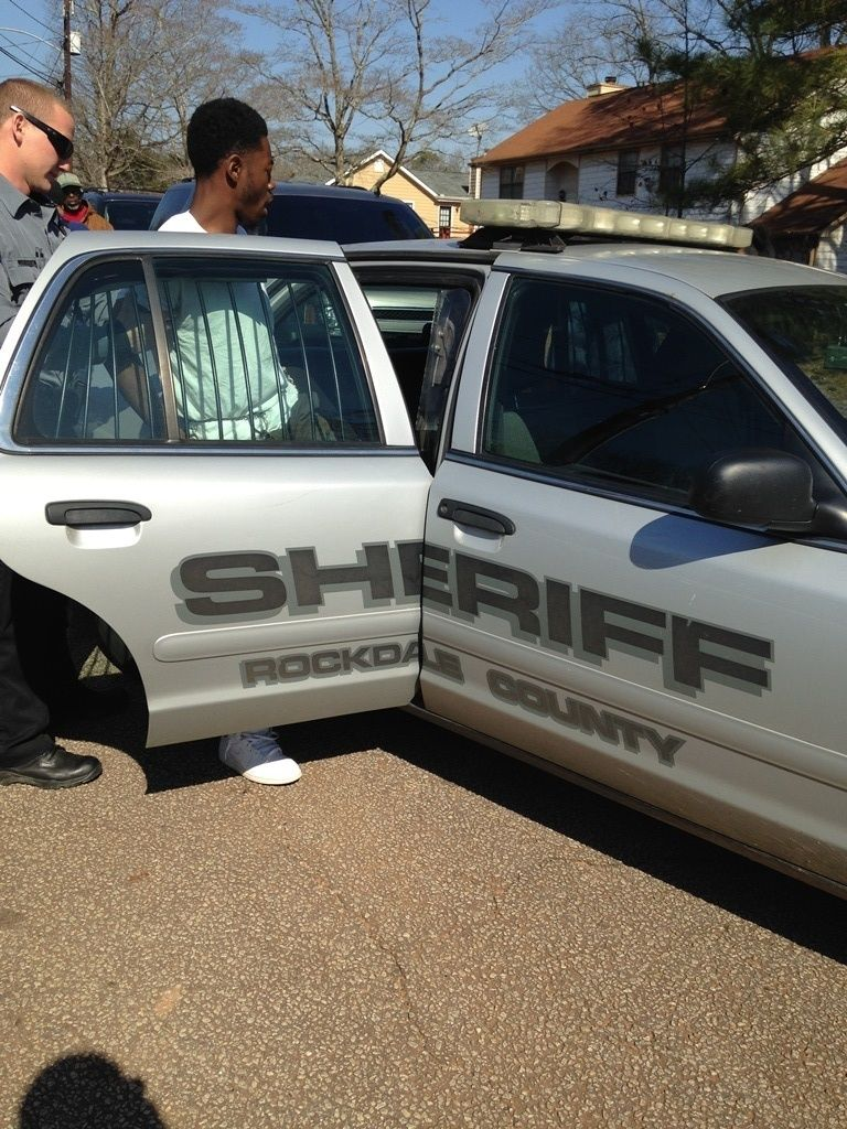 2008 armed robbery suspect captured
