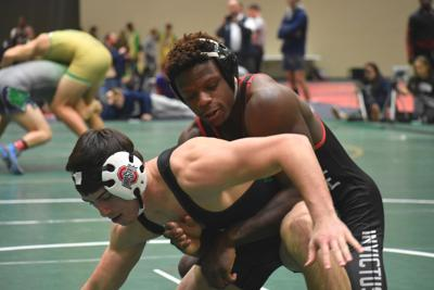 Anderson, Hill anchor Rockdale County in fifth place finish at Buford Takedown Invitational