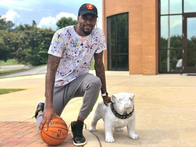 Rockdale alum Kevin Ware signs basketball contract with Canada's London Lightning