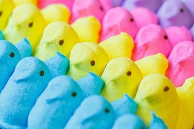 More pandemic fallout: No Peeps for Halloween and Christmas