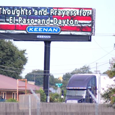 Conyers business shares thoughts and prayers for El Paso and Dayton